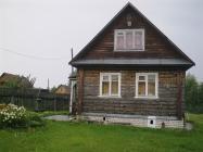 Объект недвижимости на Волге в д.Верхнее Устье-Тверская областьКашинский район