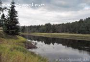 Объект недвижимости на Волге в д.Конопад-Тверская областьСелижаровский район