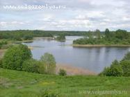 Объект недвижимости на Волге в д.Картунь-Тверская областьОсташковский район