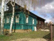 Объект недвижимости на Волге в д.Минино-Ярославская областьНекрасовский район