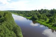 Объект недвижимости на Волге в д.Колокольцово-Тверская областьРжевский район