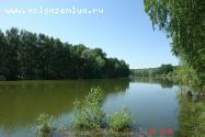 Объект недвижимости на Волге в с.Садовка-Ульяновская областьСтаромайнский район