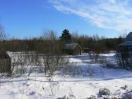 Объект недвижимости на Волге в д.Замятино-Тверская областьКимрский район