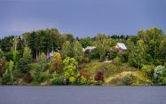 Объект недвижимости на Волге в д.Серково-Костромская областьКрасносельский район