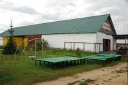 Объект недвижимости на Волге в д.Новошино-Тверская областьКонаковский район