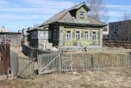 Объект недвижимости на Волге в пос.Горицы-Тверская областьКимрский район
