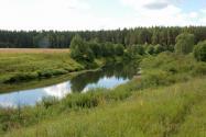 Объект недвижимости на Волге в д.Большие Горки-Тверская областьКалининский район