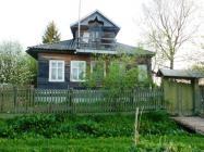 Объект недвижимости на Волге в д.Селютино-Тверская областьСтарицкий район