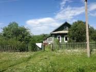 Объект недвижимости на Волге в д.Иванково-Тверская областьКалязинский район