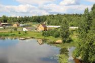 Объект недвижимости на Волге в д.Пелагеинское-Тверская областьКимрский район