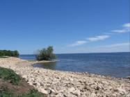 Объект недвижимости на Волге в пос.Алексеевка-Саратовская областьХвалынский район