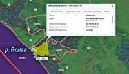 Участок земли на Волге в д.Кисляковка-Ивановская областьЗаволжский район