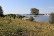 Объект недвижимости на Волге в д.Прислон-Тверская областьКимрский район