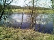 Объект недвижимости на Волге в д.Появилово-Тверская областьРжевский район