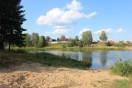Участок земли на Волге в д.Гусенки-Московская областьТалдомский район