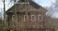 Объект недвижимости на Волге в д.Ново-Никольское-Тверская областьКалязинский район