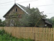 Объект недвижимости на Волге в пос.Молодой Туд-Тверская областьОленинский район